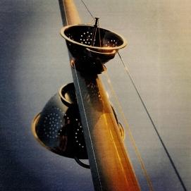 Harpe éolienne, Objet volant identifié