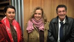 Prix collégien de la musique contemporaine 2010. 3e prix. Avec Marie pelletier et Serge Arcuri