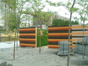 Œuvre collective pour sons et végétaux avec André Hamel et Diane Labrosse en collaboration avec Vlan Paysage et le Centre de musique Canadienne (Mireille Gagné), la SOCAN et Patrimoine Canada. Présenté dans le cadre du Festival Flora International Vieux port de Montréal, 2006