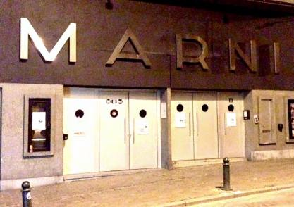 Théâtre marni Bruxelles
