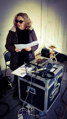 Interprétion électroacoustique en direct de L'oeuvre de Sonia Paço-Rocchia