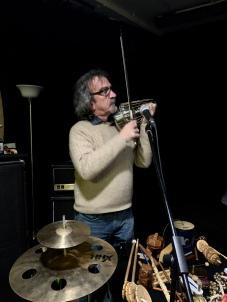 Julien Grégoire, répétition Boîte à musique